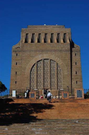 Voortrekker Monument in Pretoria