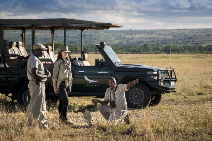 Masaai Mara & Amboseli