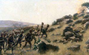 Battle of Dwarsvlei
